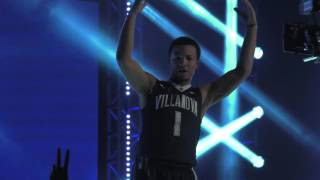 Villanova Men s Basketball: March 31, 2016 - A Day at the Final Four