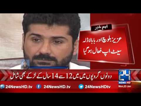 24 News HD exposed new gang war group in Karachi