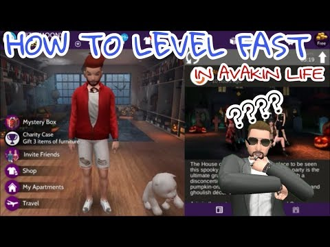 How To Level Up Fast In Avakin Life || IZZY PRODUCTION