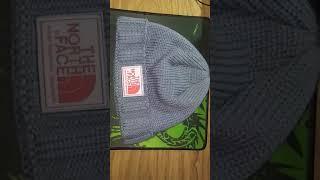 обзор шапки-АЛИЕКСПРЕС-The North Face-ДВУХСЛОЙНАЯ