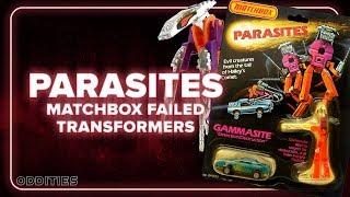 Parasites: Matchbox Failed Transformers   Oddities #5