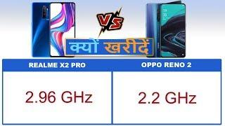 Realme X2 Pro vs Oppo Reno 2 Comparison and Reasons to Buy