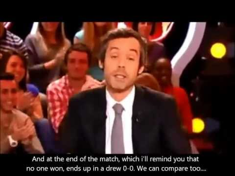 * Comparison Between French Supporters and Belgian Supporters * / With Subtitles ! - HD