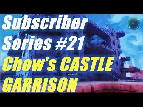 Chow's Castle Garrison