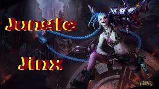 Jinx Jungle League Of Legends - Jungler Jinx Strategy & Tips