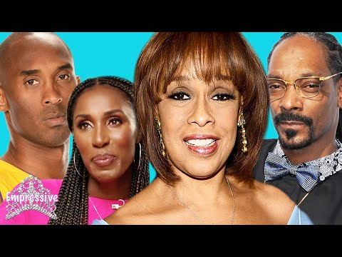 Gayle King SPEAKS OUT after getting dragged for disrespecting Kobe  Snoop Dogg reacts