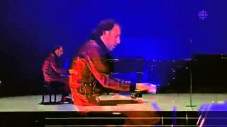 Train of Thought and O Canada performed by Chilly Gonzales at Pan Am Games 2015