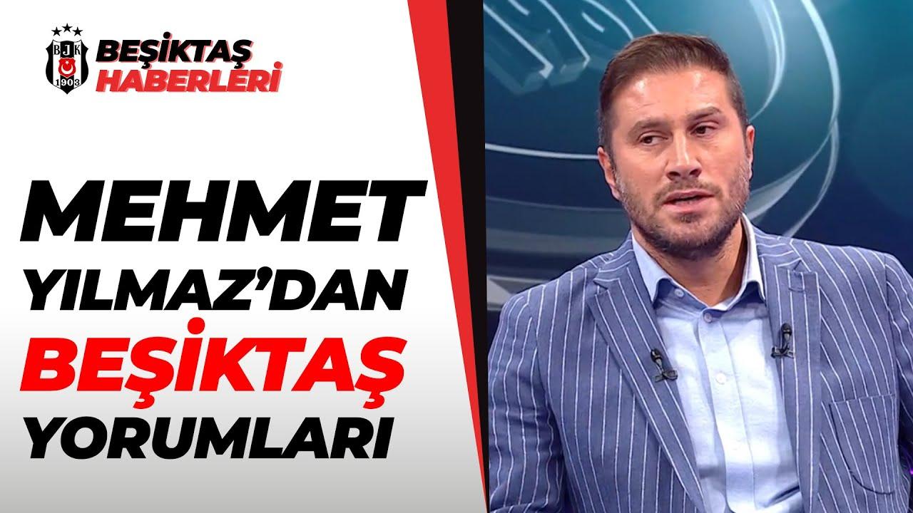 Mehmet Yılmaz'dan Beşiktaş-Kasımpaşa Maçına Flaş Tahminler