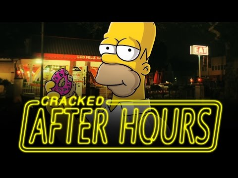 Why Homer Simpson Might Be God  After Hours