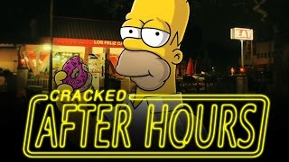 After Hours - Why Homer Simpson Might Be God