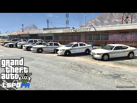 GTA 5 LSPDFR 0.3.1 - EPiSODE  374 - LET'S BE COPS - LIVE PATROL (GTA 5 PC POLICE MODS)