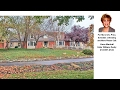 1244 Southgate Drive, Upper St. Clair, PA Presented by Karen Marshall.