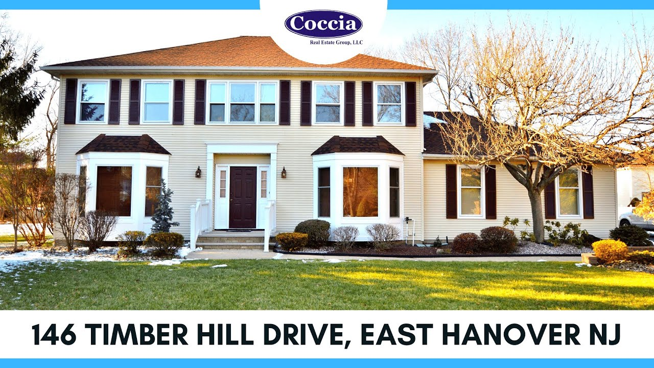 146 Timber Hill Drive | Homes for Sale East Hanover NJ | Morris County