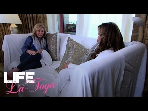 La Toya Opens Up About Her Abusive Ex-Husband | Life with La Toya | Oprah Winfrey Network