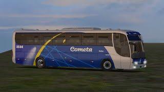 OMSI - Der Omnibussimulator - Paradiso 1200 HD Scania K124 - Cometa