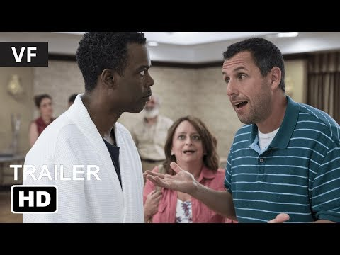 THE WEEK OF Bande annonce VF (2018, Comédie) Adam Sadler, Chris Rock