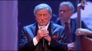 Tony Bennett How Do You Keep The Music Playing - Live 2011