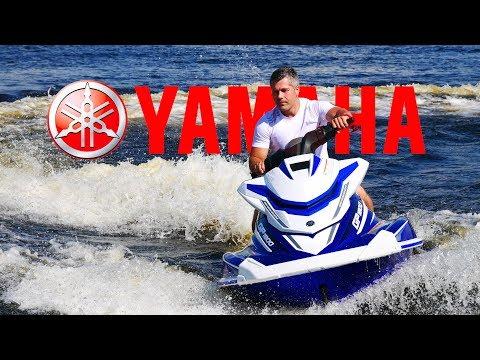 Выбор гидроцикла - спорт или круиз? Тест драйв новинок от Yamaha.