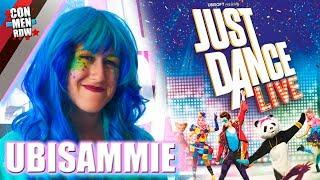 INTERVIEW W/ UBISAMMIE @ Just Dance Live CHICAGO!!!