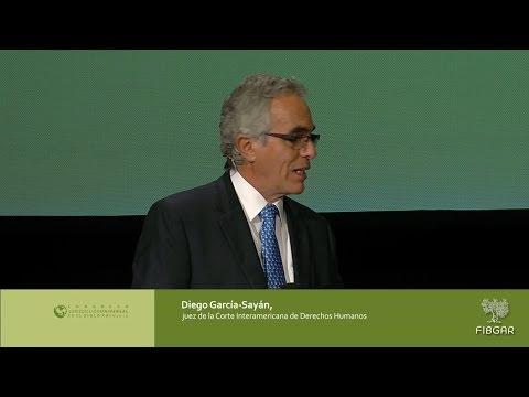 Diego García-Sayán,juez de la Corte Interamericana de Derechos Humanos