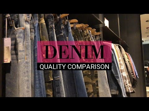How To Know Cheap VS. Quality Jeans