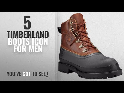 Top 10 Timberland Boots Icon [ Winter 2018 ]: Timberland Icon Rubber Toe Winter Boot Men's Boot 11.5