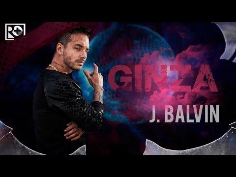 Ginza - J Balvin   ORIGINAL SONG   Con Letra (Prod. By. Sky)