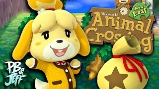 Animal Crossing: New Leaf | Isabelle is a Bell! (Part 1)
