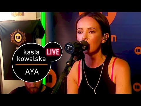 Kasia Kowalska - Aya (Live at MUZO.FM)