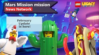 MMmNN - February Update Is Here! Update 8 Drop News.