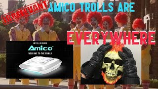 IRRELEVANT INTELLIVISION AMICO TRΟLLS ARE EVERYWHERE & AND ITS CREEPY!! MAD REACTION