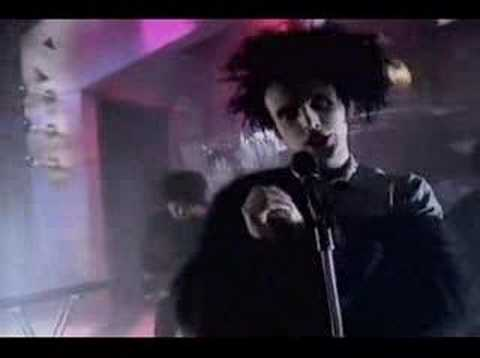 THE CURE - THE MARY WHITEHOUSE EXPERIENCE (part 1)