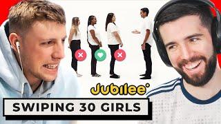 SIDEMEN REACT TO 30 GIRLS VS 1 GUY