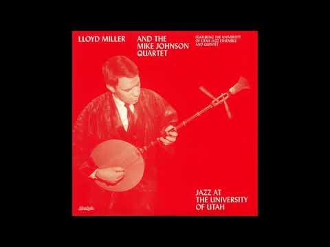 Lloyd Miller & The Mike Johnson Quartet - Sakura [East-West Records]