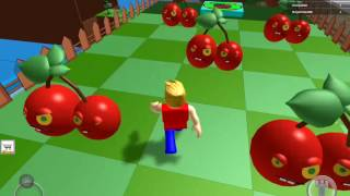 ROBLOX Plants vs Zombies curso de obstáculo