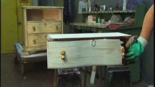 Harden Furniture Factory Tour