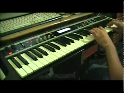 Dimmu Borgir - IndoctriNation (HD) Cover en Korg X50