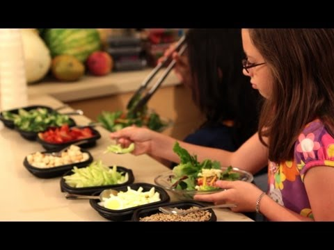Kid-Friendly Chopped Salad
