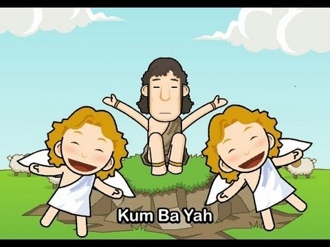 Kum Ba Yah (Kumbaya My Lord) | Family Sing Along - Muffin Songs