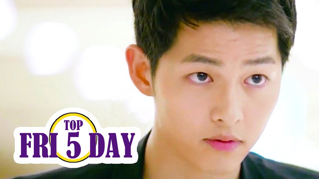 Top 5 Song Joong Ki Korean Dramas
