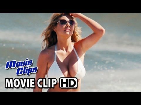 The Other Woman Movie CLIP - Beach Stakeout (2014) HD