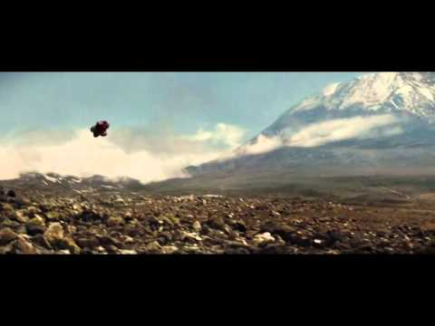 Man Of Steel Flight with John Williams Superman Theme