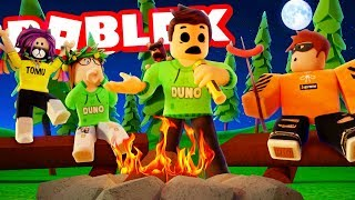 TRAVEL AND CAMP WITH VIEWERS IN ROBLOX BLOXBURG