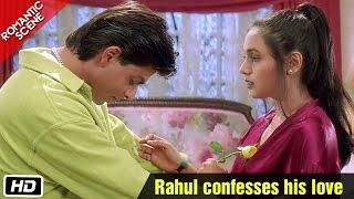 Download lagu Rahul confesses his love Romantic Scene Kuch Kuch Hota Hai Shahrukh Khan Rani Mukerji MP3