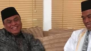 Akhirnya Bertemu Ustadz Abdul Somad, Ini Pernyataan Mengejutkan Wapres Jusuf Kalla