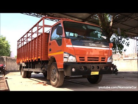 SML Isuzu Samrat GS 2019 | Real-life review
