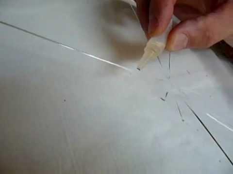 Ремонт сколов и трещин самостоятельно