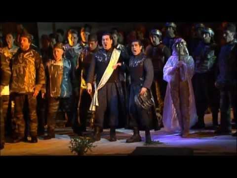 Macbeth - complete. Live. Thomas Hampson. Opernhaus Zurich