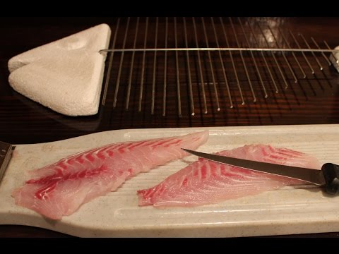 How To Fillet a Fish: Step by Step