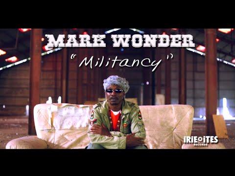 MARK WONDER - MILITANCY - ROOTS & CULTURE RIDDIM - IRIE ITES RECORDS